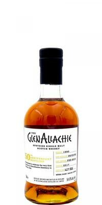 The GlenAllachie 50th Anniversary Bottling 54.6% 50CL