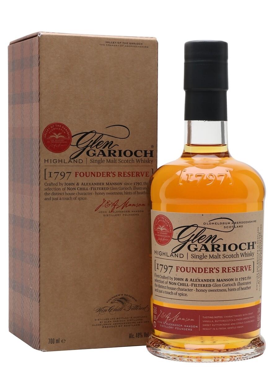 Glen Garioch 1797 Founder's Reserve 48% 70CL
