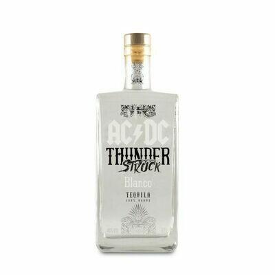 AC/DC Thunder Struck Blanco Tequila 40% 70CL