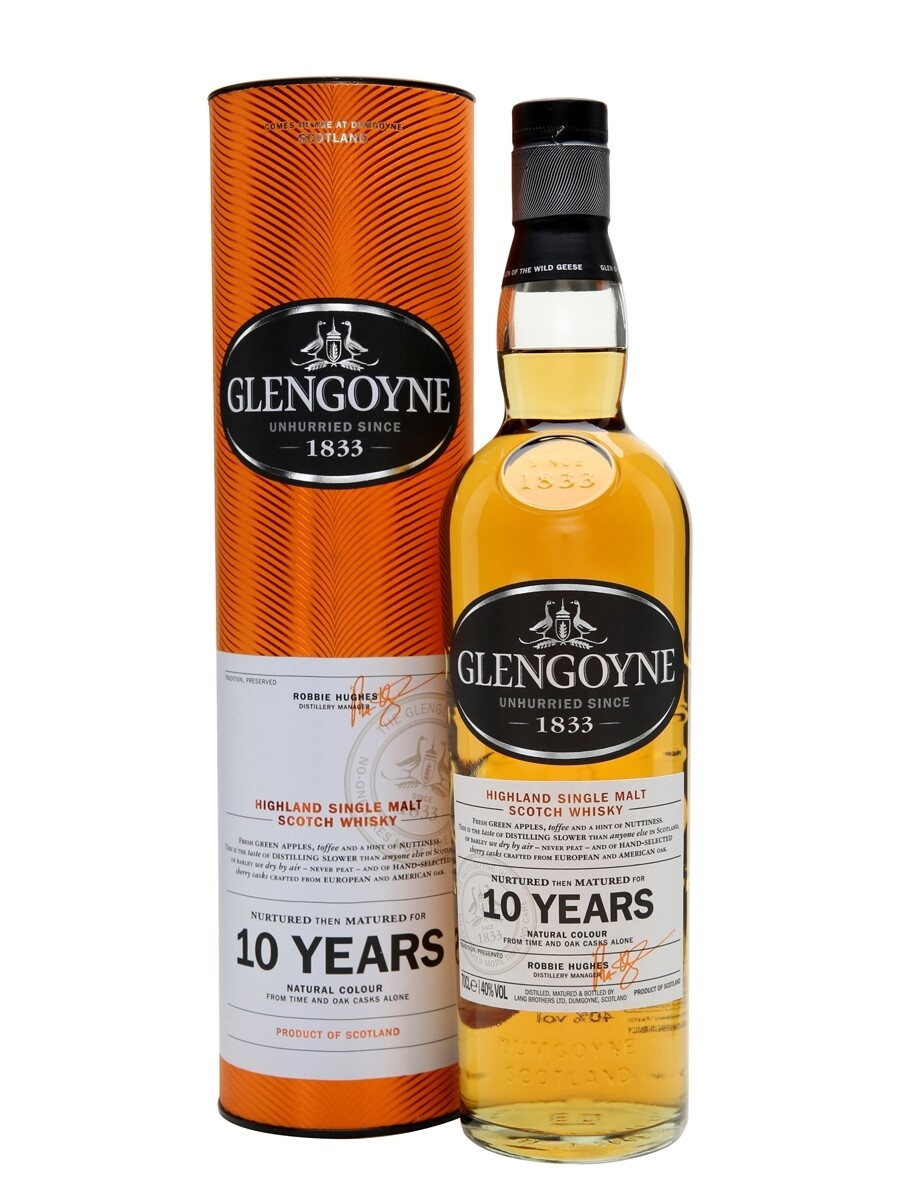 Glengoyne 10 Years 40% 70CL