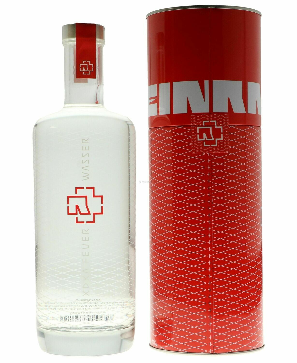 Rammstein Vodka Fever Wasser 40% 70CL