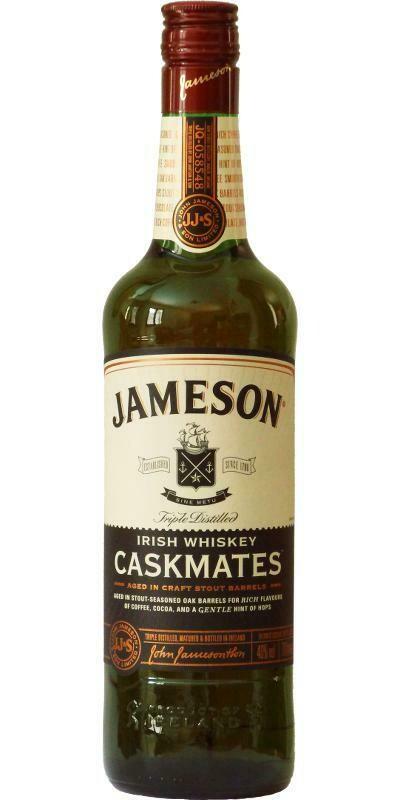 Jameson Whiskey Caskmates Stout Edition 40% 1L