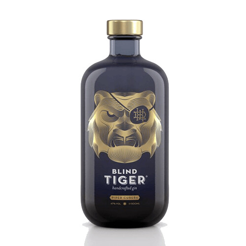 Blind Tiger Piper Cubeba Gin 47% 50CL