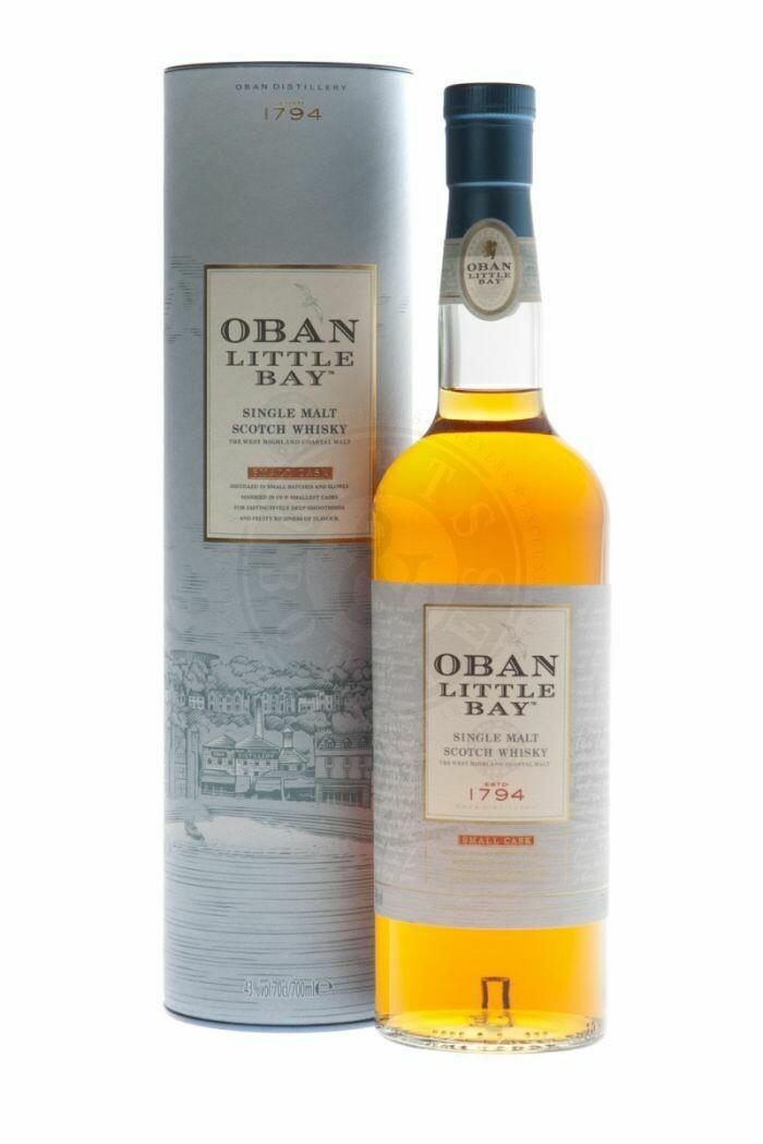 Oban Little Bay 1794 Small Cask 43% 70CL