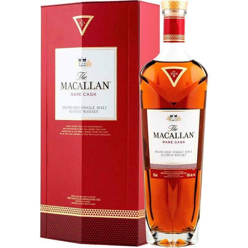 The Macallan Rare Cask Batch 2 43% 70CL
