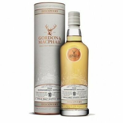 Bunnahabhain 10 Years Gordon & Macphail 43% 70CL
