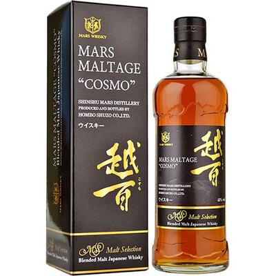 Mars Maltage Cosmo 43% 70CL