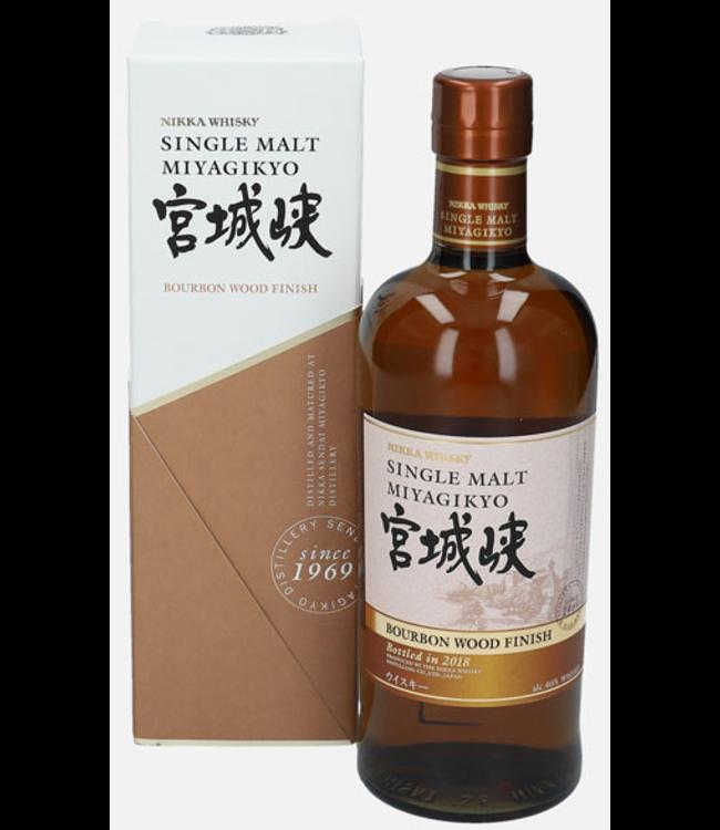 Miyagikyo Bourbon Wood Finish 46% 70CL