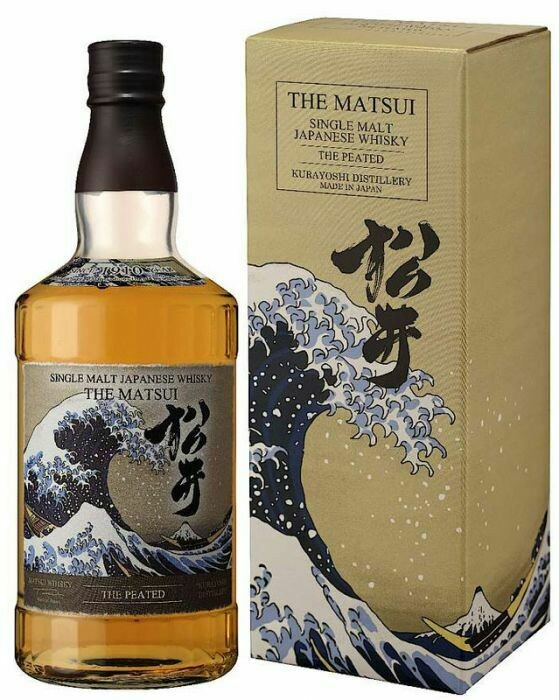 The Matsui Peated 48% 70CL