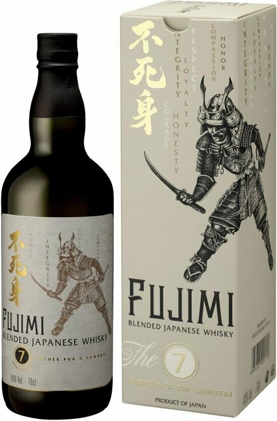 Fujimi Blended Japanese Wisky 40% 70CL