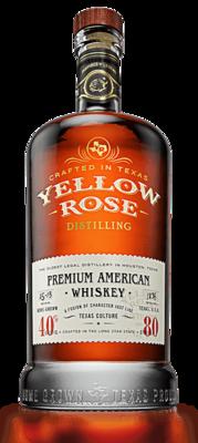 Yellow Rose Premium American Whiskey 40% 70CL