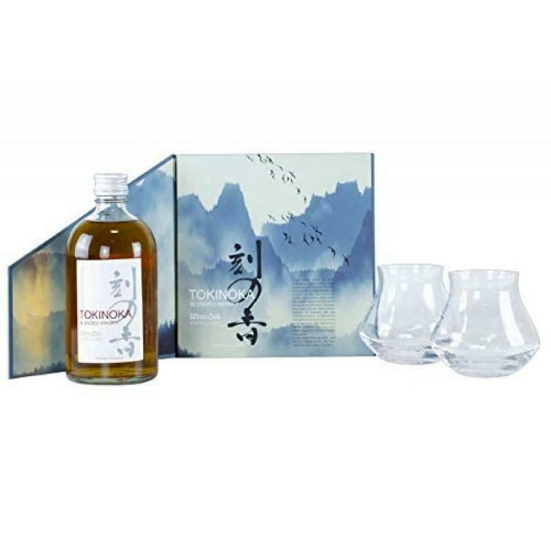 Tokinoka Blended Whisky White Oak 40% 50CL