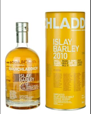 Bruichladdich Islay Barley 2010 50% 70CL