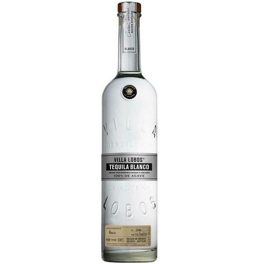 Villa Lobos Tequila Blanco 40% 70CL