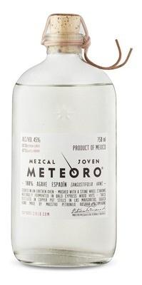 Mezcal Joven Meteoro 45% 70CL