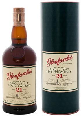 Glenfarclas 21 Years 43% 70CL