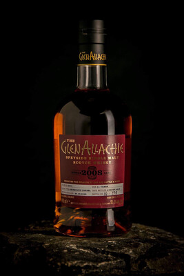 GlenAllachie 11 Years Chinquapin Cask 55,4% 70CL