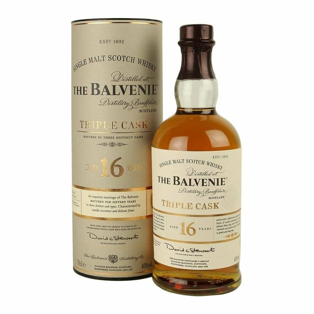 The Balvenie Triple Cask 16 Years 40% 70CL