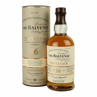 The Balvenie Triple Cask 16 Years 40% 70CL