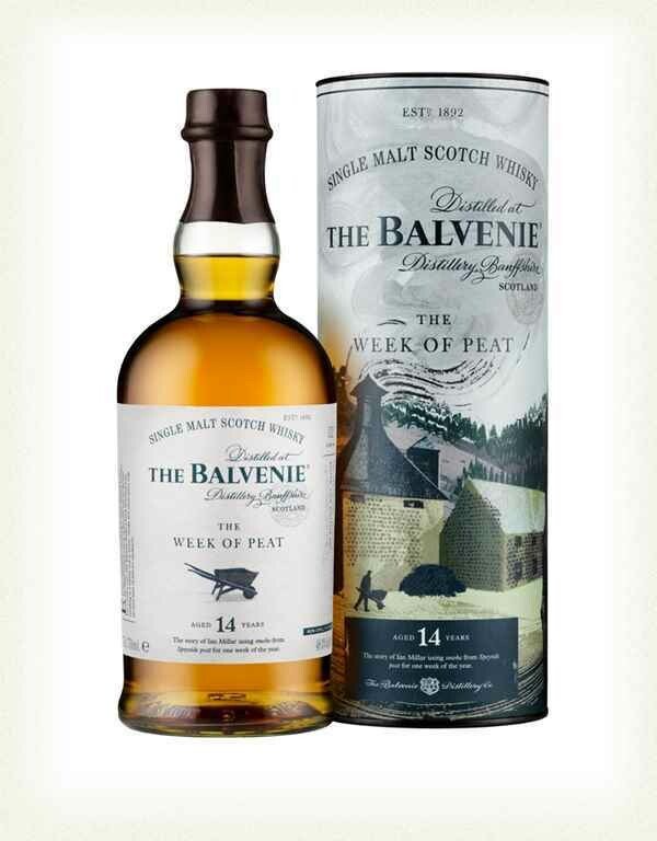 The Balvenie Week Of Peat 14 Years 48.3% 70CL
