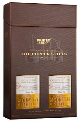 Mount Gay The Copper Stills Vol 2 2x35CL 43%