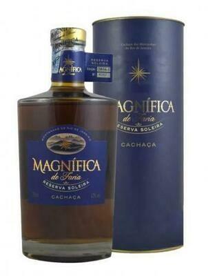 Magnifica De Faria Cachaça 43% 70CL
