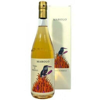 Marolo Grappa Di Barolo 50% 70CL