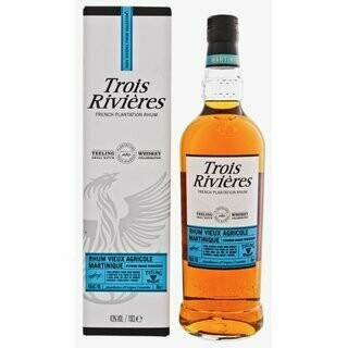 Trois Rivieres Teeling Whiskey Finish 43% 70CL