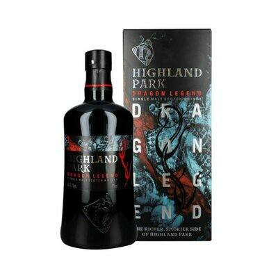 Highland Park Dragon Legend 43.1% 70CL
