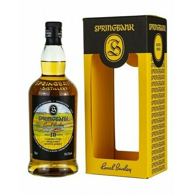 Springbank Local Barley 10 Years 56.2% 70CL