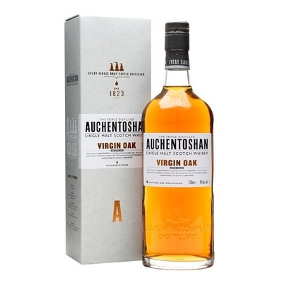 Auchentoshan Virgin Oak 46% 70CL