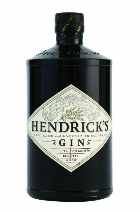 Hendrick's Gin 44% 1.75L