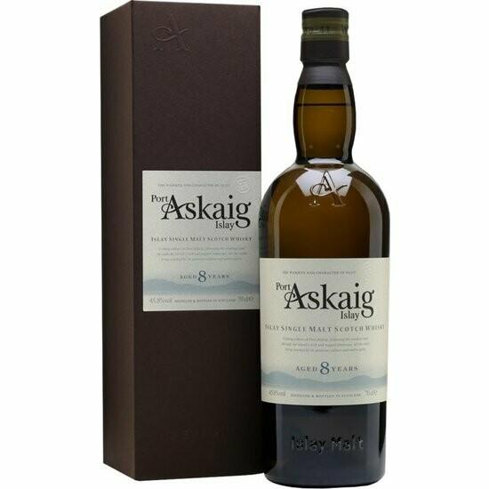 Port Askaig Islay 8 Years 45.8% 70CL