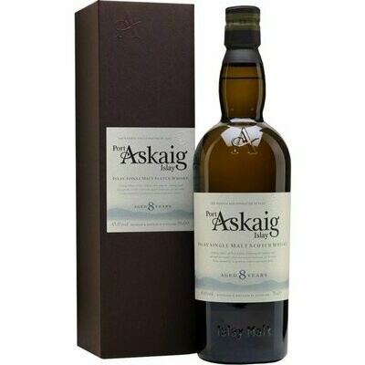 Port Askaig Islay 8 Years 45.8% 70CL