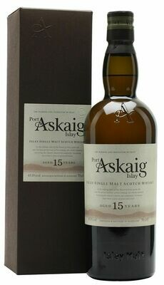 Port Askaig 15 Years 45.8% 70CL