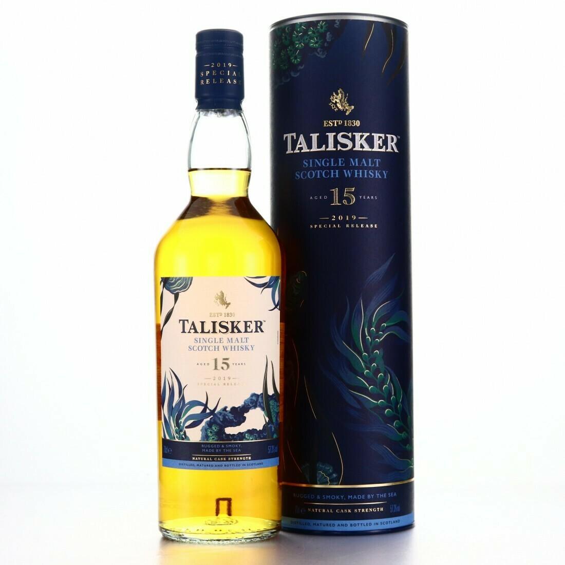 Talisker 15 Years Special Release 57.3% 70CL