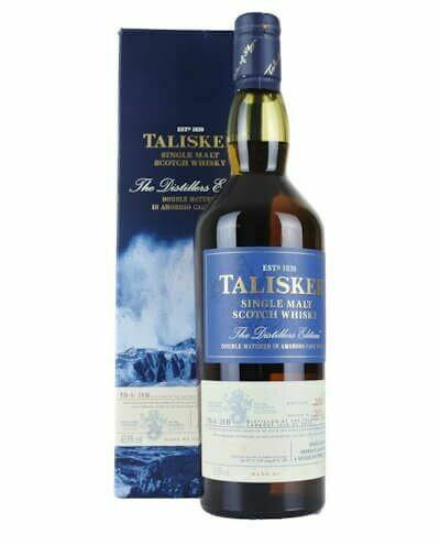 Talisker Distillers Edition 2019 45.8% 70CL