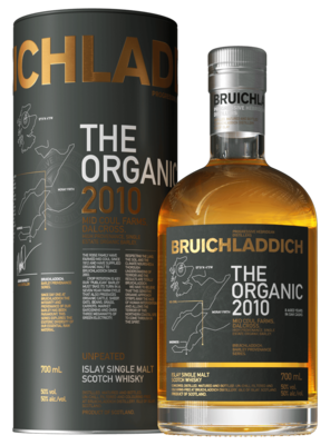Bruichladdich The Organic 2009 50% 70CL