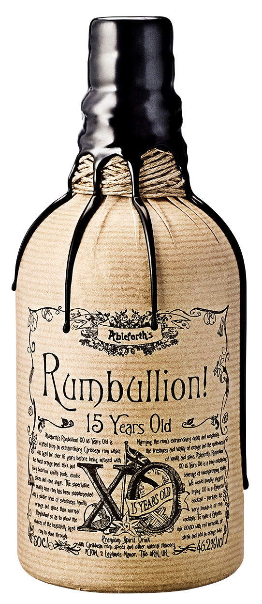 Rumbullion ! 15 Years XO 46.2% 50CL