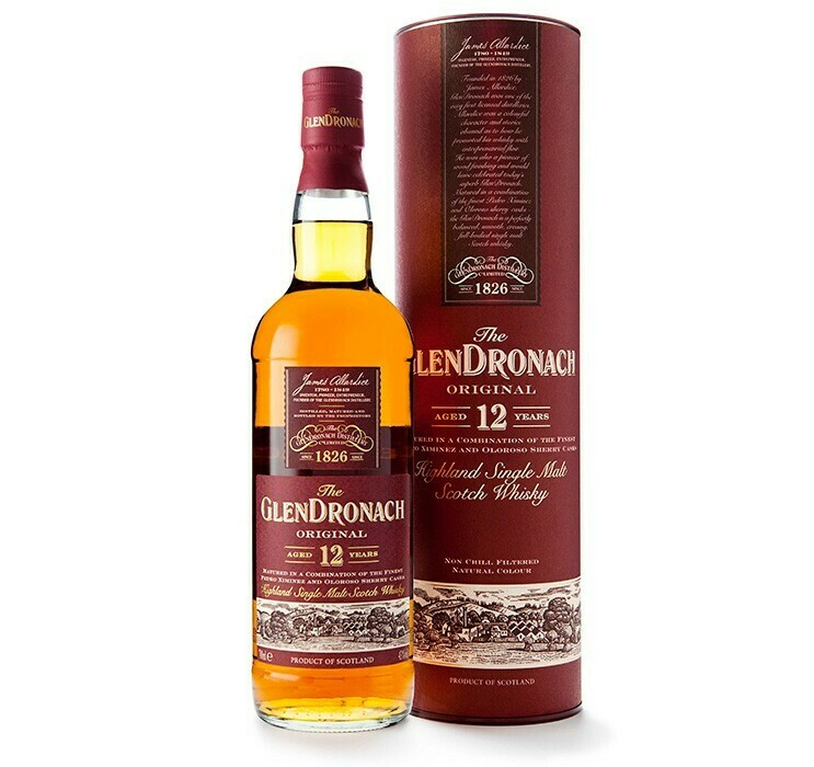GlenDronach 12 Years 43% 70CL