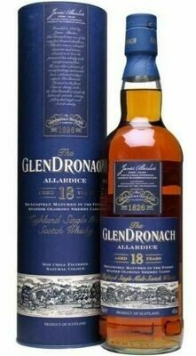 GlenDronach 18 Years 46% 70CL