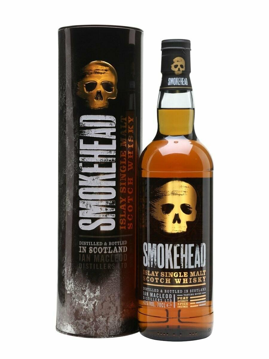 Smokehead 43% 70CL