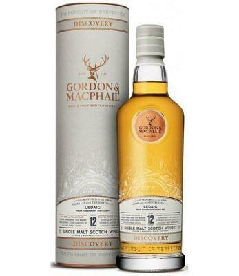 Ledaig 12 Years Gordon & Macphail 43% 70CL
