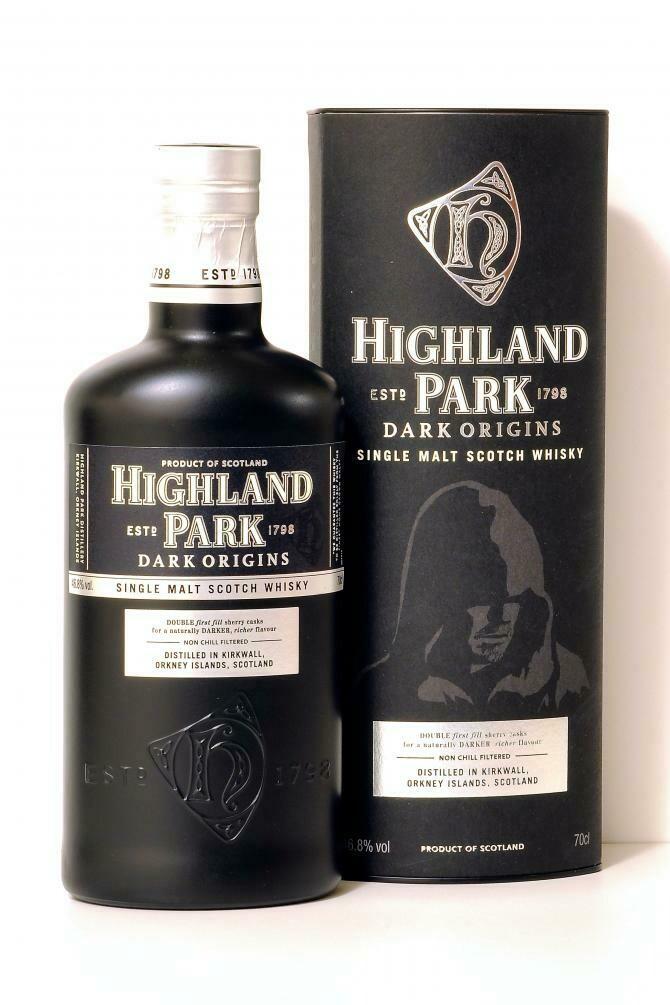 Highland Park Dark Origins 46.8% 70CL