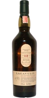 Lagavulin 12 Years Bottled in 2011 57.5% 70CL