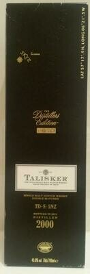 Talisker Distillers Edition 2000 45.8% 70CL