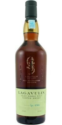 Lagavulin Distillers Edition 43% 70CL