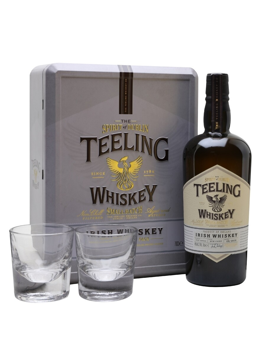 Teeling Small Batch 46% 70CL Giftpack