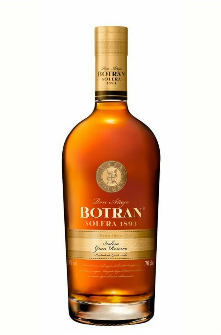 Botran Solera 1893 40% 70CL