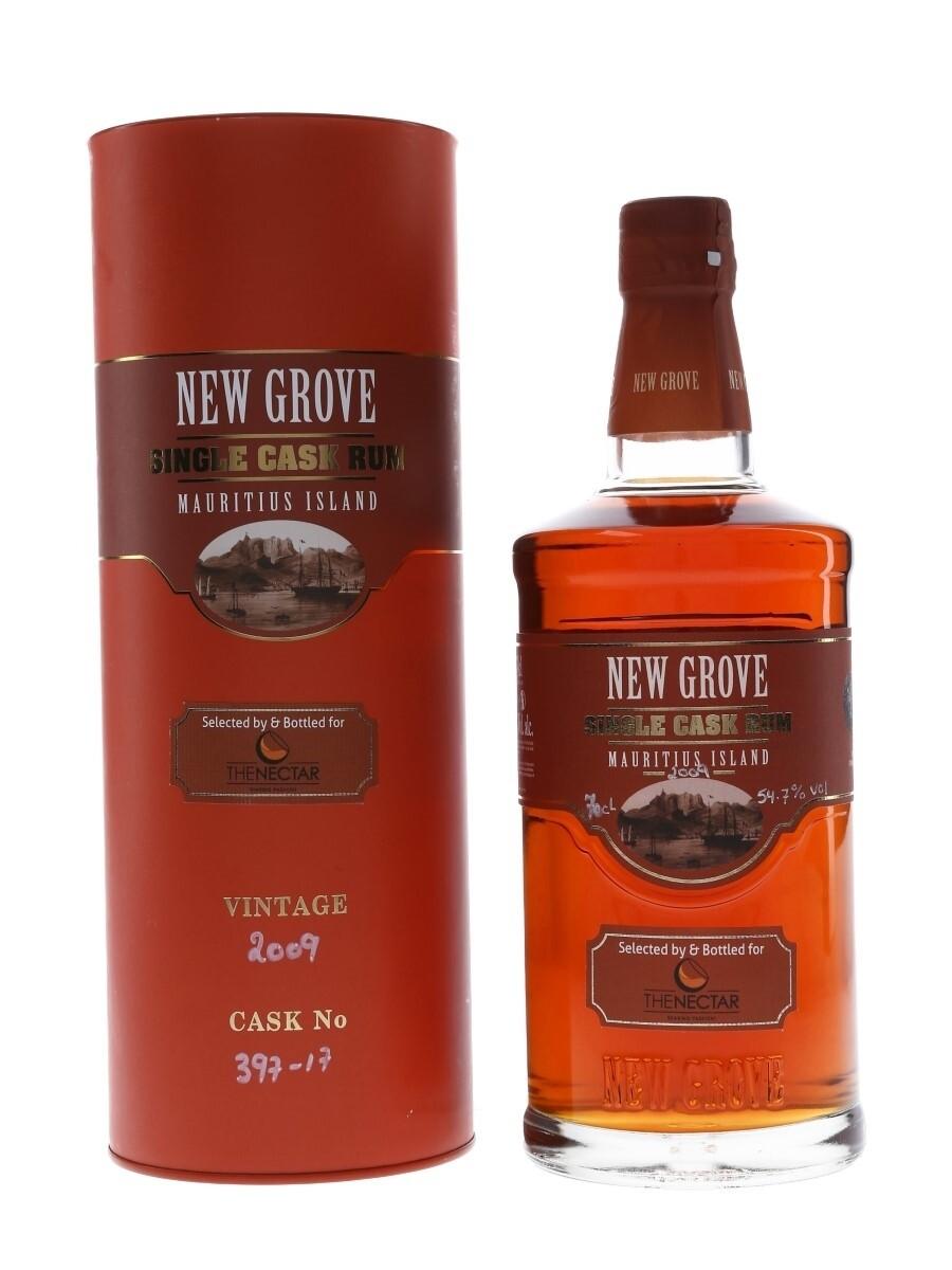 New Grove Single Cask Vintage 2009 54.7% 70CL